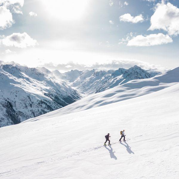 Le ski c'est le bonheur
